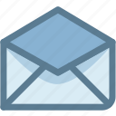conversation, email, email recieved, mail, newsletter, send icon