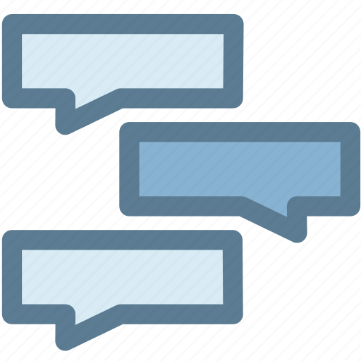 chat, chatting, comment, communication, conversation, talking icon