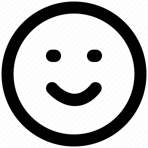 emoticon, expression, happy face, happy smiley, smile, smiley, smiley face icon