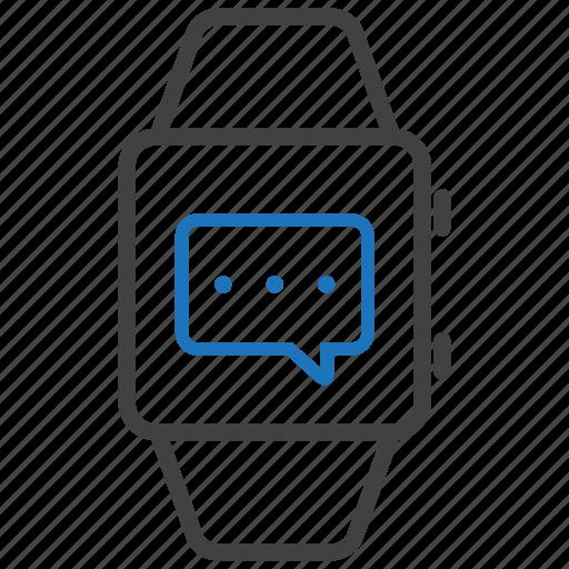 apple, clock, device, watch icon