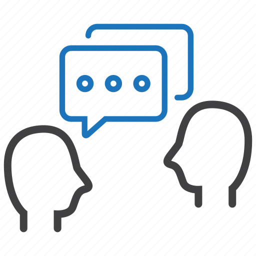 chat, communication, interaction icon
