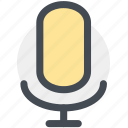 audio, communication, microphone, microphone voice, record, speech icon