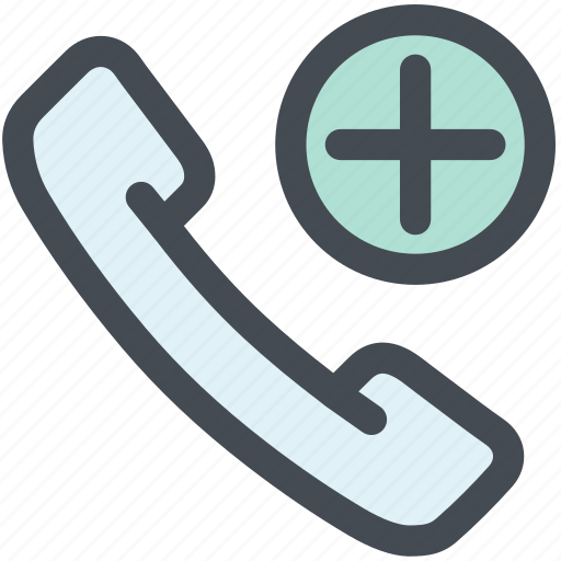 add call, call, communication, emergency call, operation, phone, telephone icon