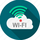 communication, internet, network, signal, wifi, wireless icon