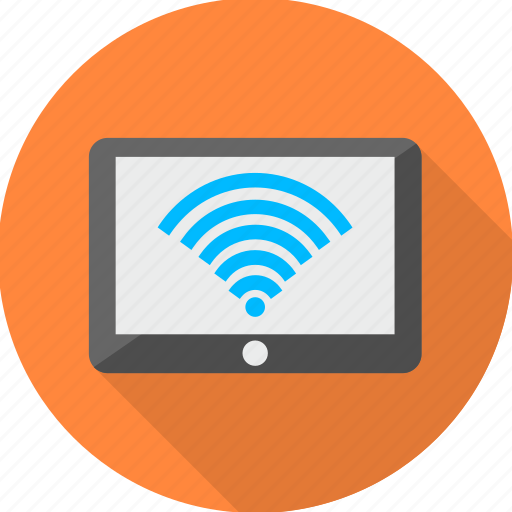communication, computer, internet, laptop, wifi, wifi signal, wireless icon