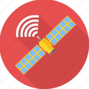 antenna, communication, satellite, signal, space, tower icon