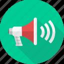 sound, speakers, communication, broadcast, speaker, music, loud