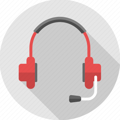 audio, earphone, headphone, headset, microphone, music, sound icon