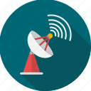 antenna, dish, dish antenna, satellite, space, wireless, communication