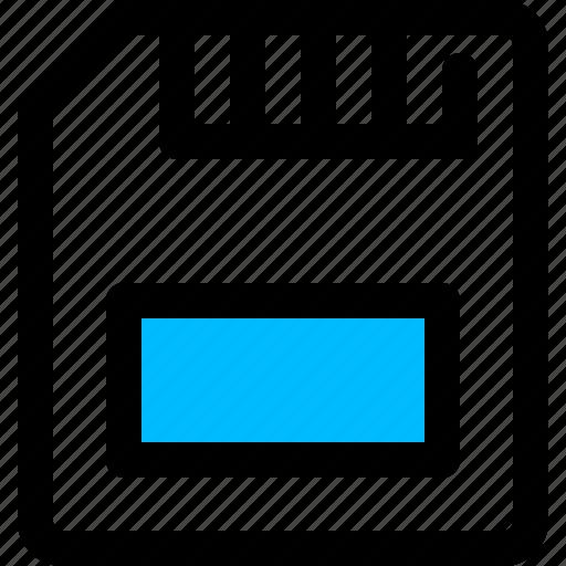 memory, memory card, micro sd, sd card, storage icon