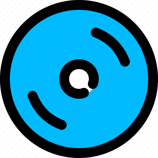 cd, compact disc, disc, dvd, storage icon