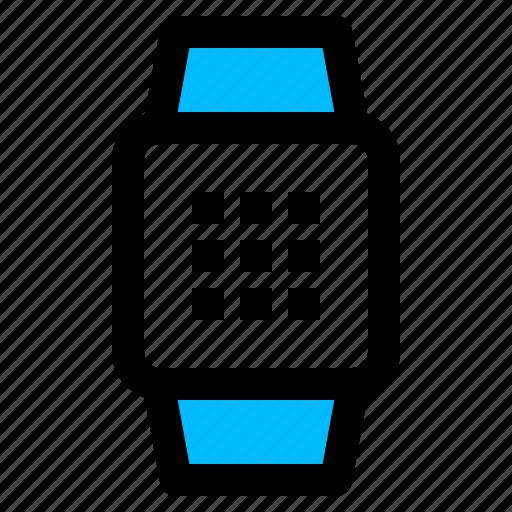 device, gadget, smartwatch, watch icon