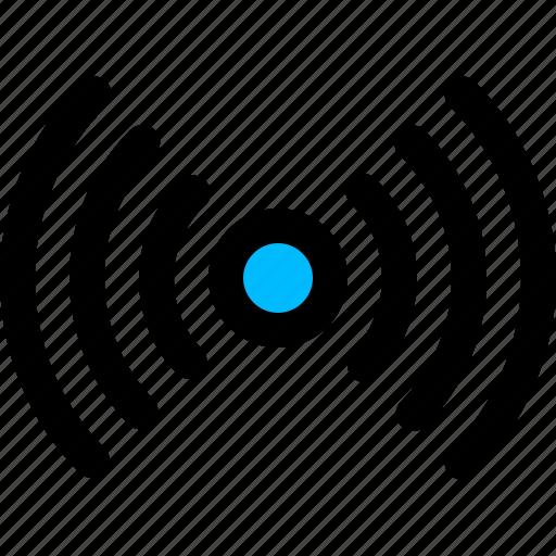 broadcast, radio, radio signal, signal, wi fi, wirless icon