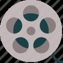 film, multimedia, photography, reel, video icon