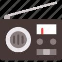 antenna, radio, technology, wireless icon