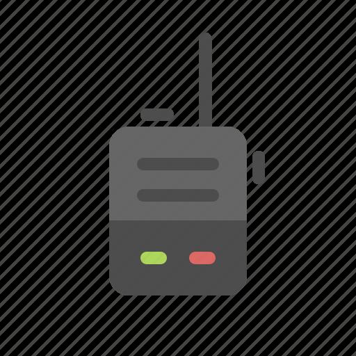 communication, phone, radio, walky talky icon