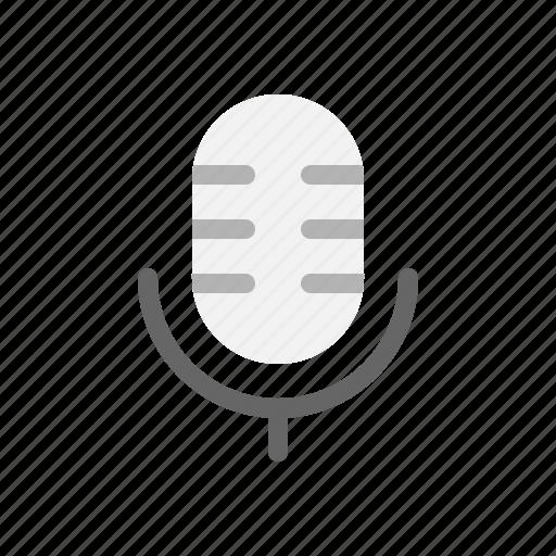 broadcasting, microphone, radio, recording icon