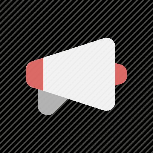 advertising, magaphone, marketing, publication icon