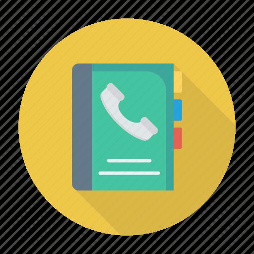 addressbook, callbook, contactlist, phone icon