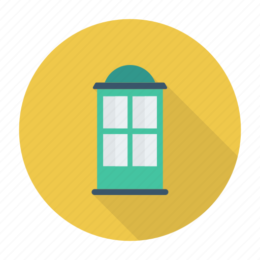 call, landline, office, phone icon