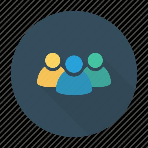 group, mangement, organization, team icon