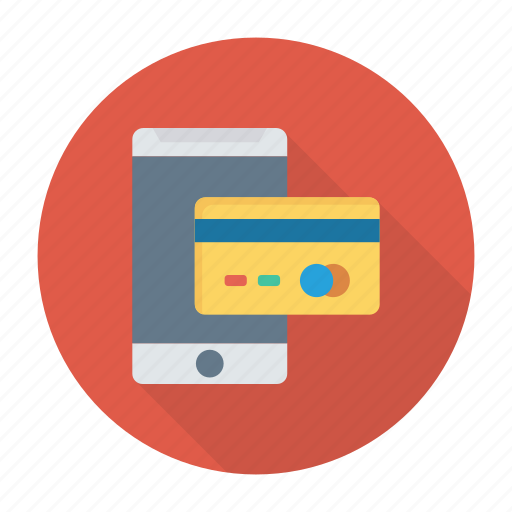 buying, mobile, pay, payment icon