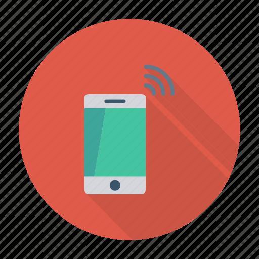 call, mobile, phone, responsive icon