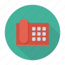 call, landline, phone, telephone icon