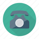 call, landline, talk, telephone icon