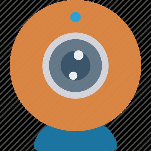 camera, security, video, webcam icon