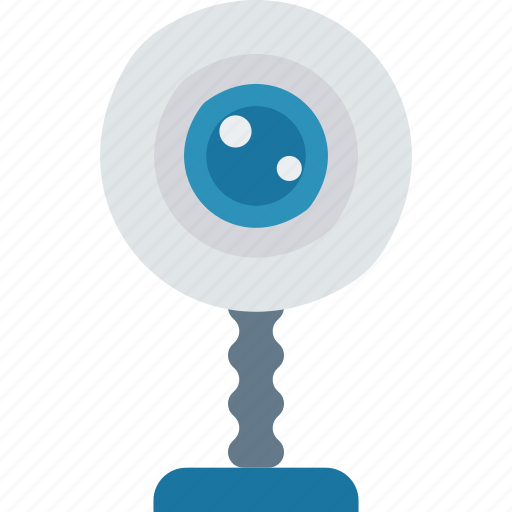 camera, security, video, webcam icon