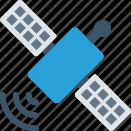 advanced, broadcast, satellite, transmission icon