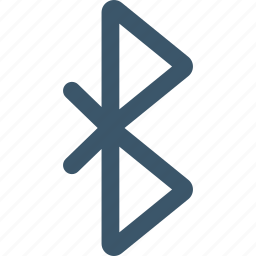 bluetooth, communication, connection, wireless icon