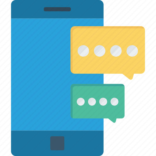 Bubble, chat, discussion, message icon - Download on Iconfinder