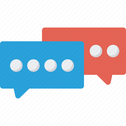 Bubble, chat, conversation, discussion icon - Download on Iconfinder