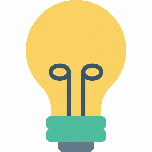 Bulb, creative, idea, light icon - Download on Iconfinder