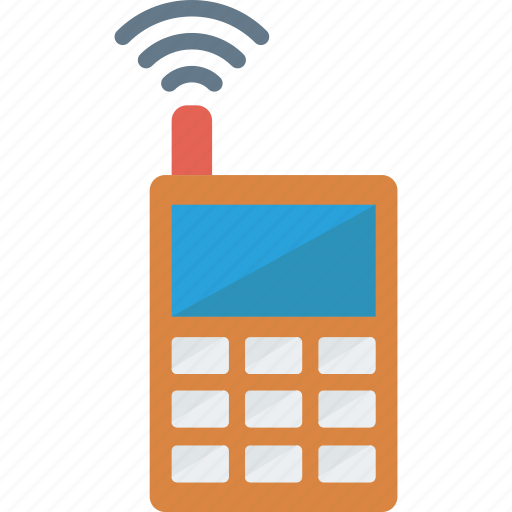 call, landline, mobile, phone icon
