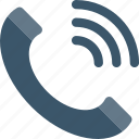 call, mobile, phone, talk icon