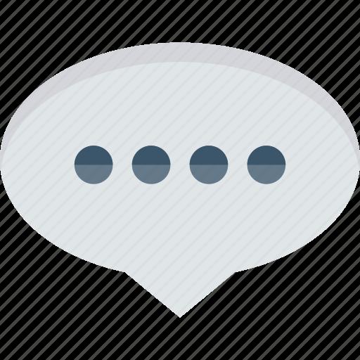 alert, bubble, comment, message icon