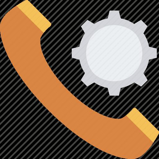 call, config, configuration, setting icon