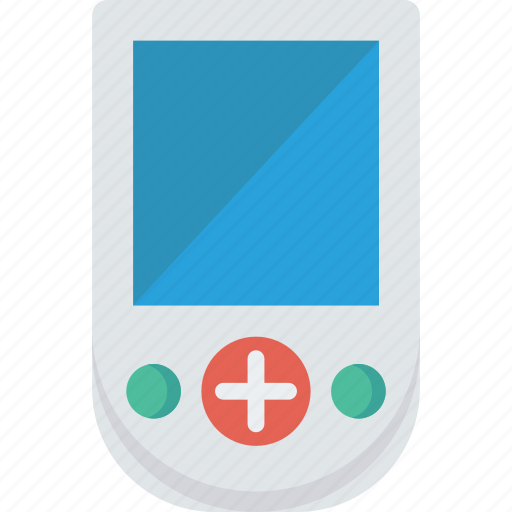 cell, mobile, phone, responsive icon