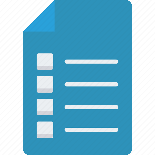 cv, document, file, paper icon