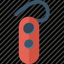 earphone, headphone, microphone, wireless icon
