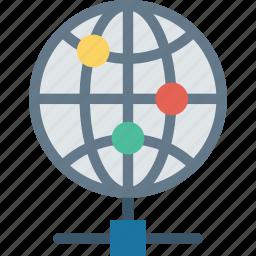 earth, global, international, world icon