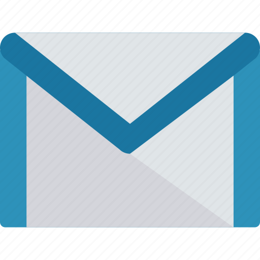 email, envelope, fax, message icon
