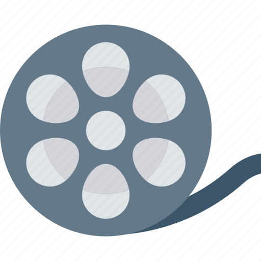 cinema, film, reel, video icon