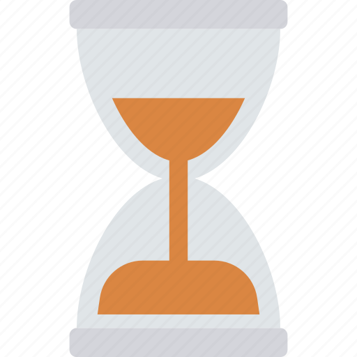 hourglass, loading, stopwatch, time icon