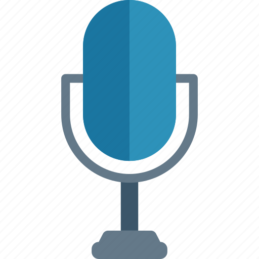 mic, mike, recording, speaker icon