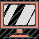 desktop, monitor, pc icon