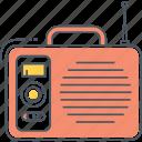 broadcast, broadcasting, radio